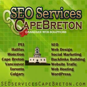 SEO services in Cape Breton