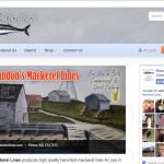 blundons mackerel lines