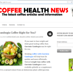 Coffee Health News