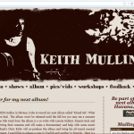 Keith Mullins Maritime Musician