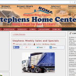 Stephens Rona Building Supplies