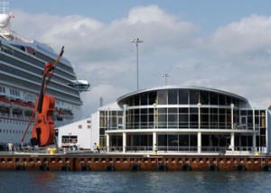 Ship Visits to Cape Breton